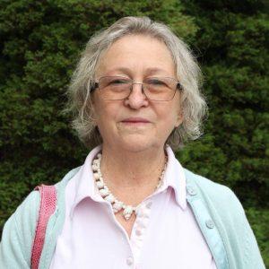 Mária Csizmaziáné Lipták (coordinator advisor)