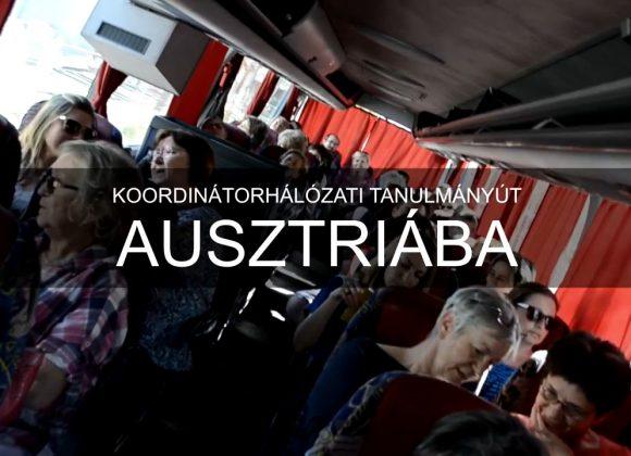 Koordinátorhálózati tanulmányút Ausztriába | 2017. május 29-31. | Short