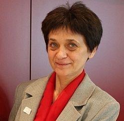 Turcsányiné Kesik Gabriella (koordinátori tanácsadó)